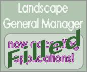 Landscape general manager position filled