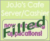 Server Position filled