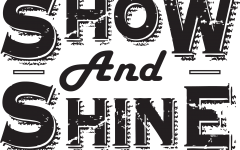 Show and Shine logo