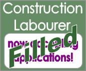 Construction labourer filled