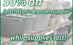 Garden & Gift Centre Sale Post Image